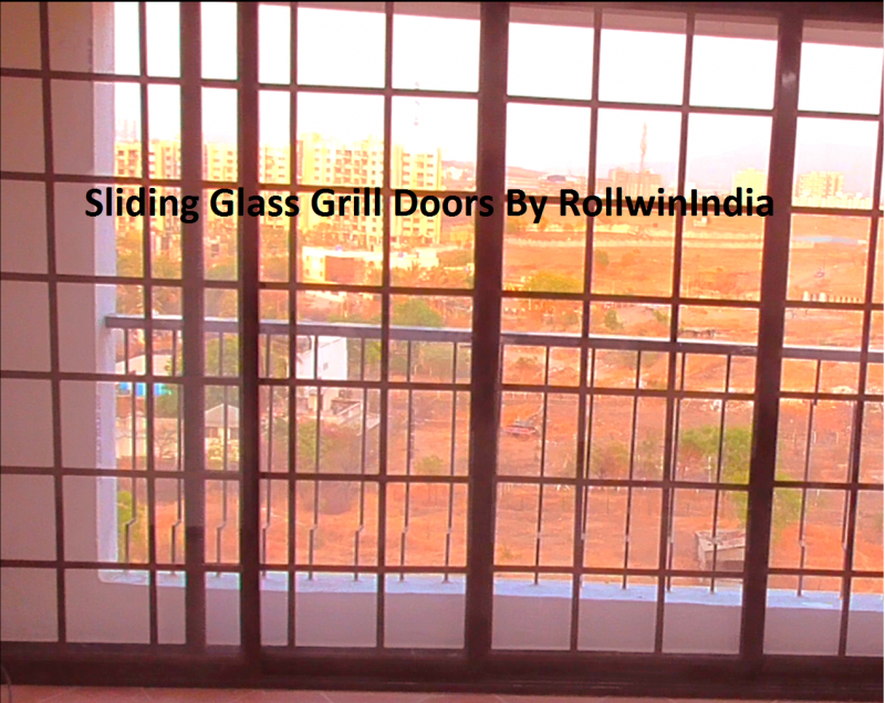 Rollwin India Grill Glass Doors New Large Grill Glass Door Video